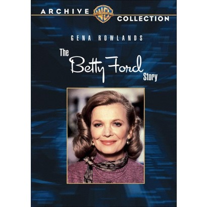 The Betty Ford Story (Fullscreen)