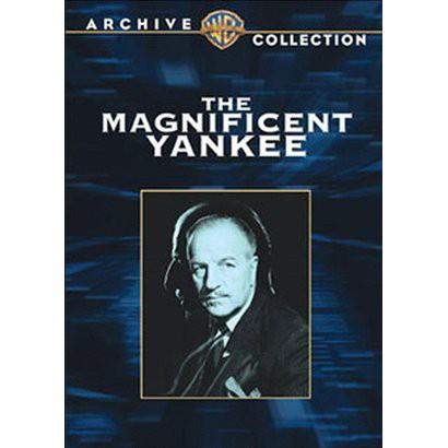 The Magnificent Yankee (Fullscreen)