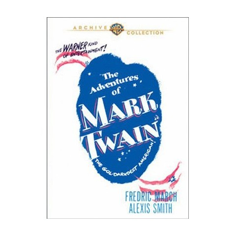 The Adventures of Mark Twain (Fullscreen)
