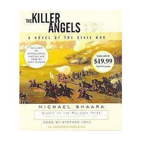The Killer Angels (Unabridged) (Compact Disc)