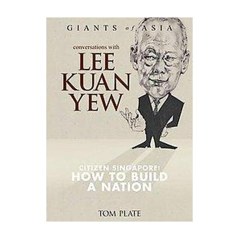 Conversations With Lee Kuan Yew (Hardcover)