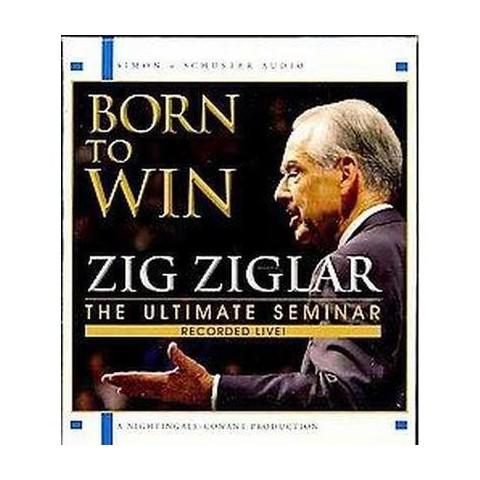 Born to Win (Abridged) (Compact Disc)