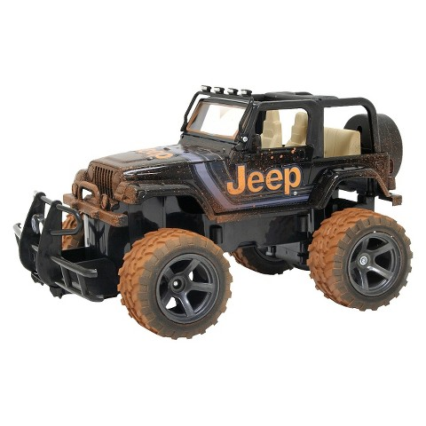 New Bright 1:15 R/C Full Function Mud Slinger Jeep
