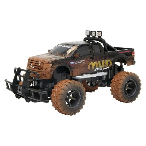 New Bright 1:15 R/C Full Function Mud Slinger Ford