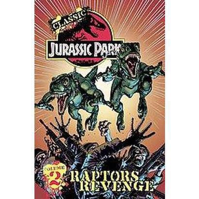 Classic Jurassic Park 2 (Paperback)