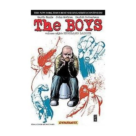 The Boys 8 (Paperback)