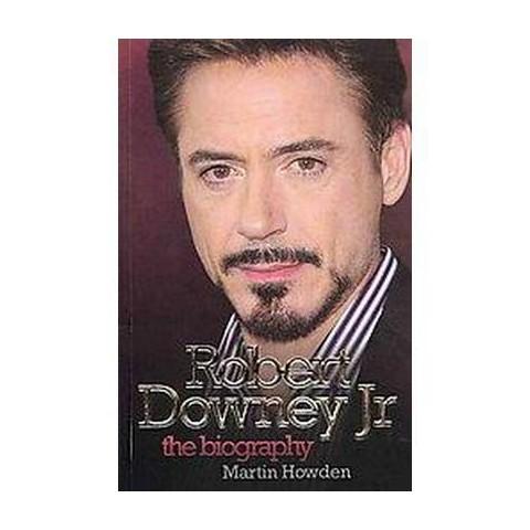 Robert Downey Jr. (Paperback)