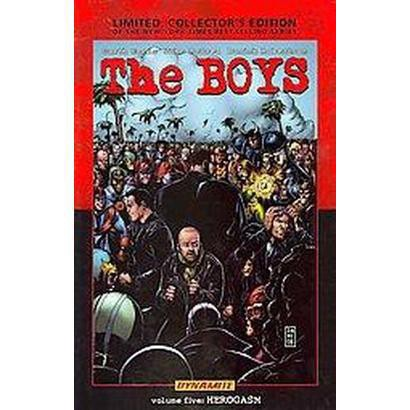 The Boys 5: Herogasm (Collectors, Limited) (Hardcover)