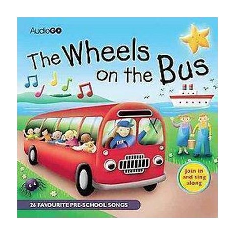 Wheels on the Bus (Compact Disc)