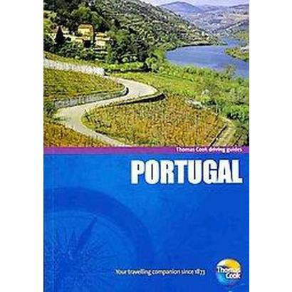Thomas Cook Driving Guides Portugal (Paperback)