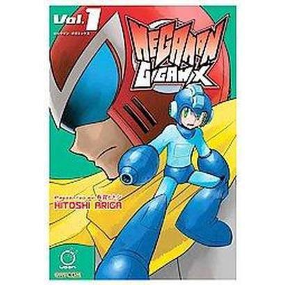 Mega Man Gigamix 1 (Paperback)