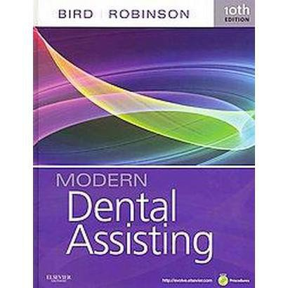 Modern Dental Assisting (Study Guide) (Mixed media product)