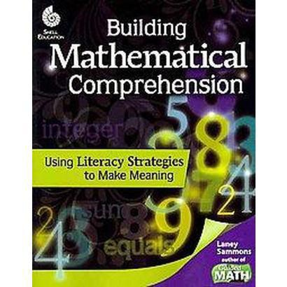 Building Mathematical Comprehension (Paperback)