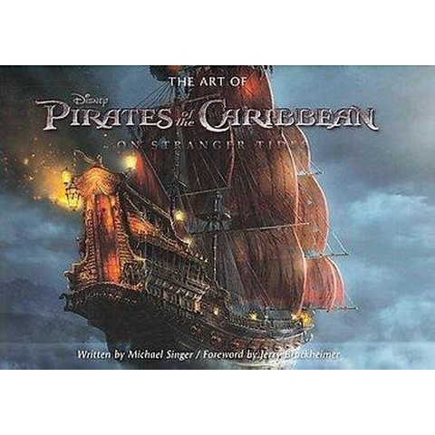 Art of Pirates of the Caribbean: on Stranger Tides (Hardcover)