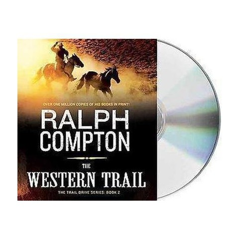 The Western Trail (Abridged) (Compact Disc)