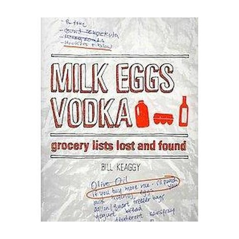 Milk Eggs Vodka (Paperback)