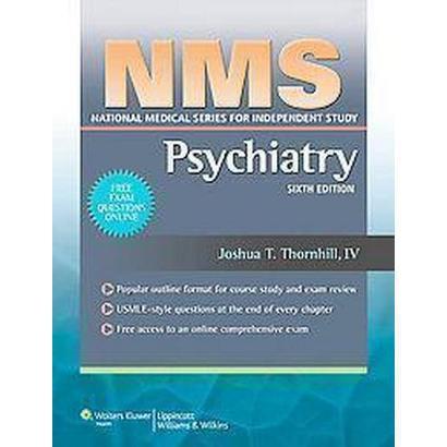 NMS Psychiatry (Mixed media product)