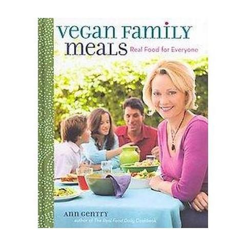 Vegan Family Meals (Hardcover)