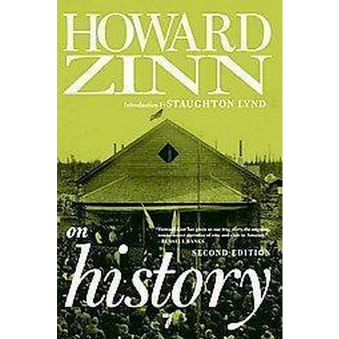Howard Zinn on History (Paperback)