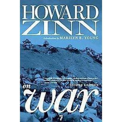 Howard Zinn on War (Paperback)