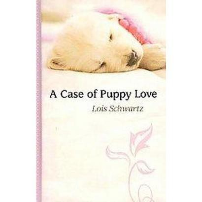 A Case of Puppy Love (Large Print) (Hardcover)