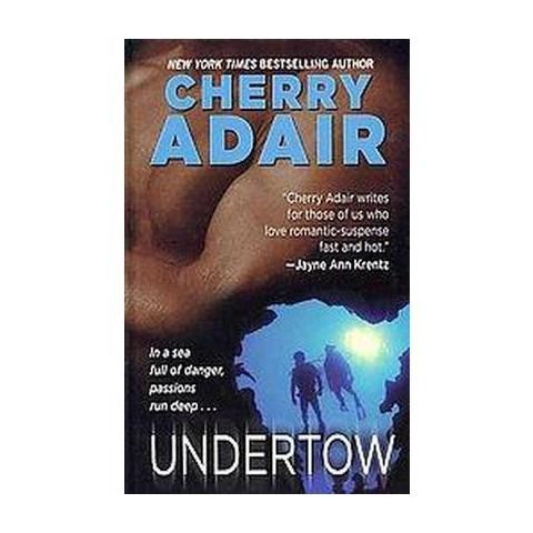 Undertow (Large Print) (Hardcover)