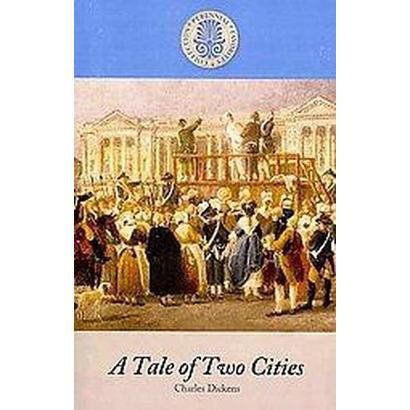 A Tale of Two Cities (Large Print) (Paperback)