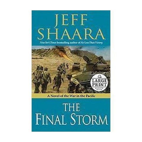 The Final Storm (Large Print) (Paperback)