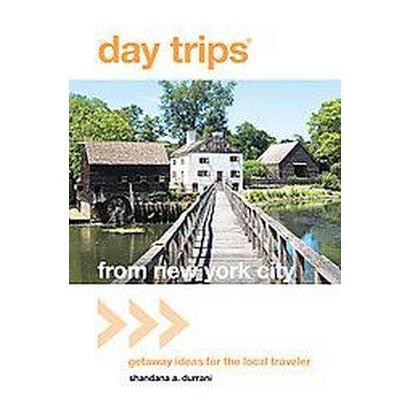 Day Trips from New York City (Paperback)