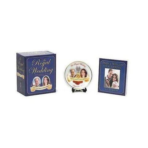 The Royal Wedding Commemorative Plate and Book (Paperback)