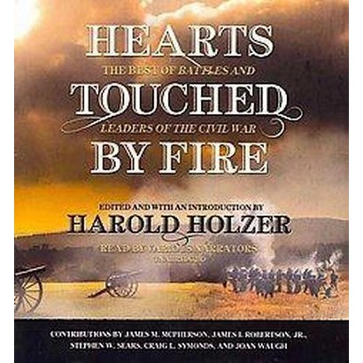 Hearts Touched by Fire (Unabridged) (Compact Disc)