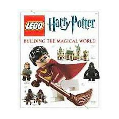 Lego Harry Potter Building the Magical World (Hardcover)