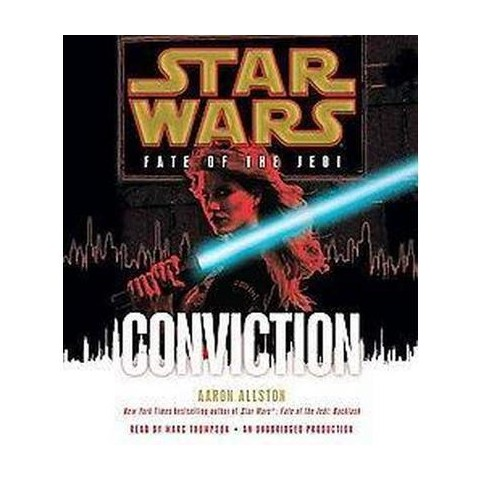 Star Wars: Fate of the Jedi: Conviction (Unabridged) (Compact Disc)