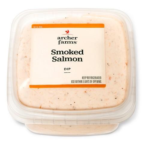 Archer Farms Smoked Salmon Dip 12 oz