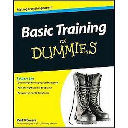 Basic Training for Dummies (Paperback)