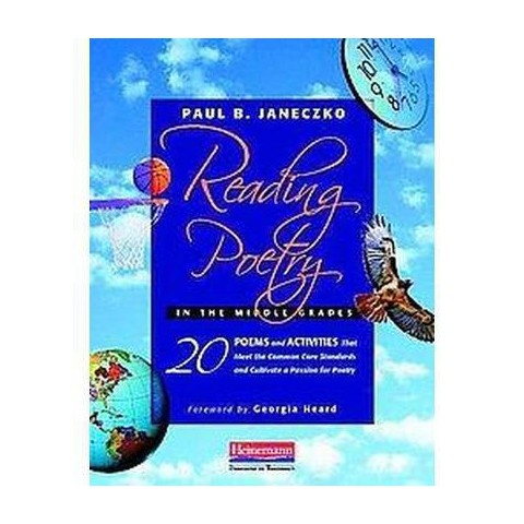 Reading Poetry in the Middle Grades (Paperback)