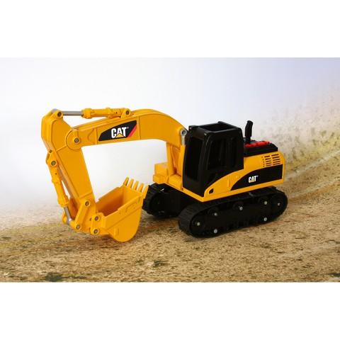 Caterpillar Job Site Machine Excavator