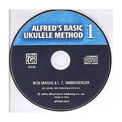 Alfred's Basic Ukulele Method 1 (Compact Disc)