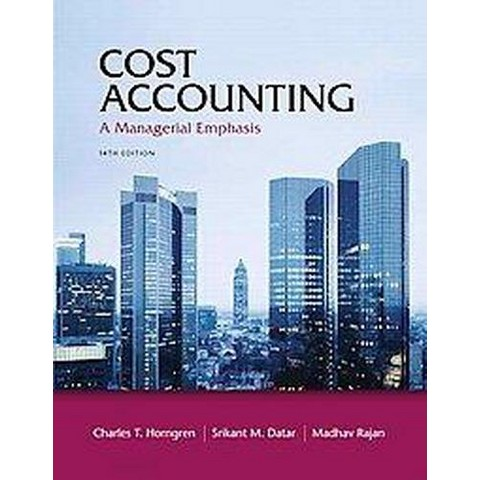 Cost Accounting (Mixed media product)