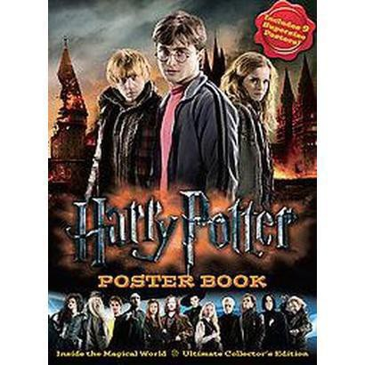 Harry Potter Poster Book (Mixed media product)