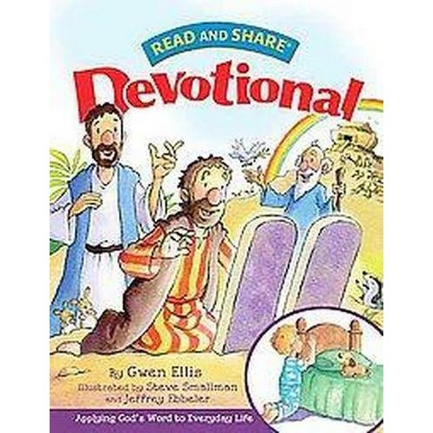 Read and Share Devotional (Hardcover)