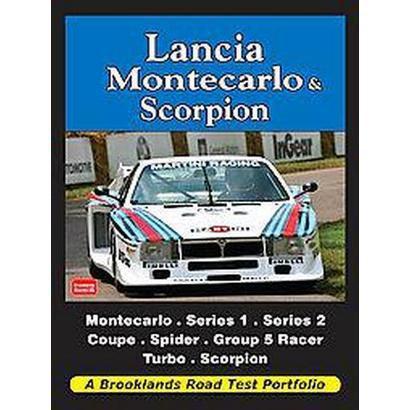 Lancia Montecarlo & Scorpion (Paperback)