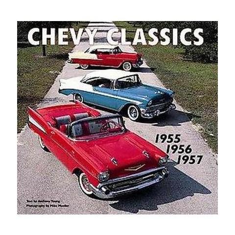 Chevy Classics (Reprint) (Hardcover)