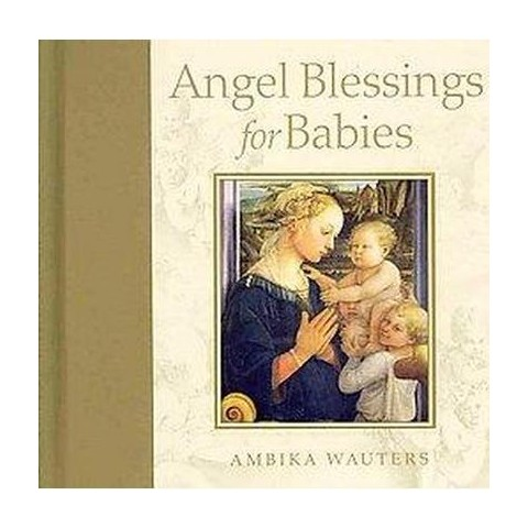 Angel Blessings for Babies (Hardcover)
