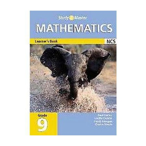 Study And Master Mathematics Grade 9 Learner's Book (Paperback)