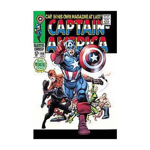 Captain America Omnibus 1 (Hardcover)