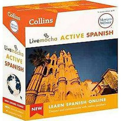 Livemocha Active Spanish (Mixed media product)