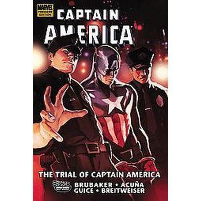 Captain America (Hardcover)