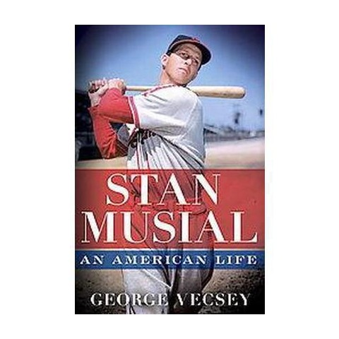 Stan Musial (Hardcover)
