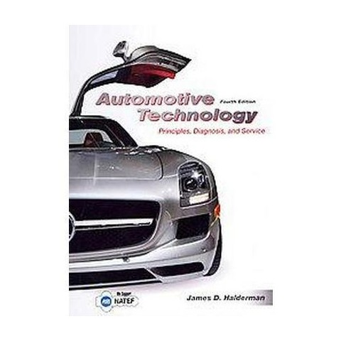 Automotive Technology (Mixed media product)